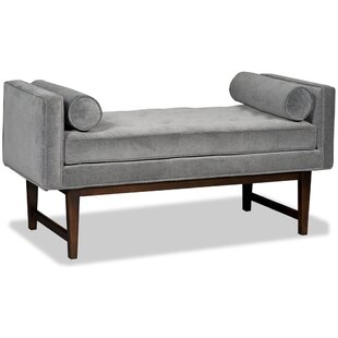 Ludwig Upholstered Bench by Sam Moore