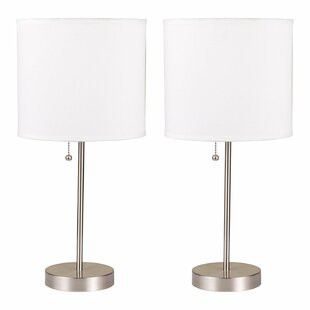 Pull Chain 19 Table Lamp (Set of 2)