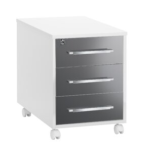 Hedlund 3 Drawer Filing Cabinet By 17 Stories