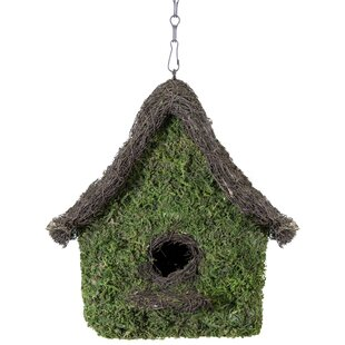 SuperMoss™ Maison 11 in x 8 in x 10 in Birdhouse