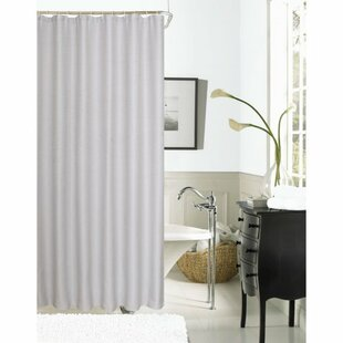 Zella Waffle Shower Curtain by Laurel Foundry Modern Farmhouse