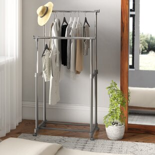 Review 80cm Wide Clothes Rack