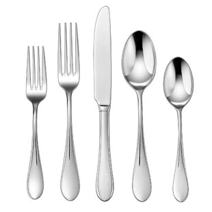 Irais 20 Piece Flatware Set, Service For 4 by Cuisinart Best