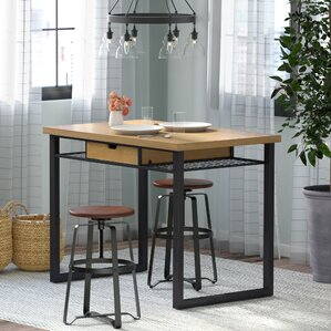 Enmore Pub Table by Laurel Foundry Modern Farmhouse