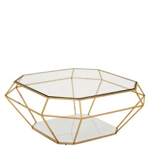 Asscher Coffee Table