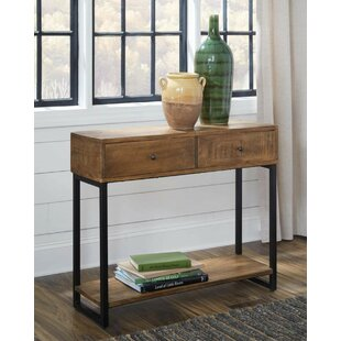 Renwick Console Table by Gracie Oaks