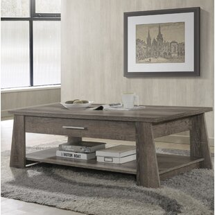 Melendez Coffee Table by Wrought Studio