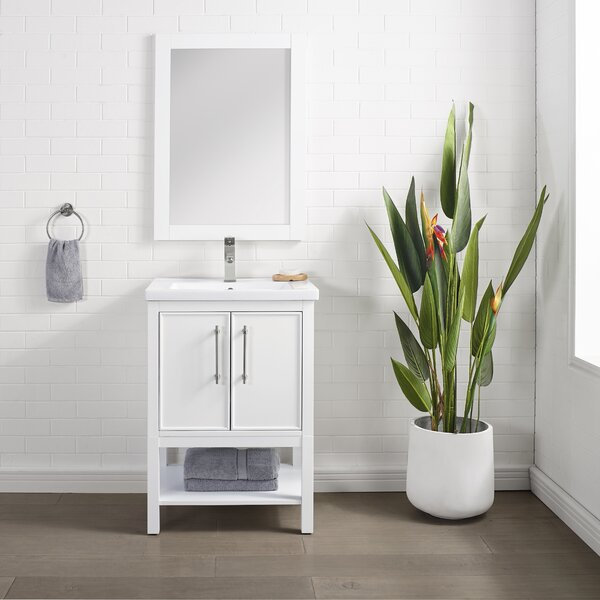 21 Inch Depth Bathroom Vanity Wayfair