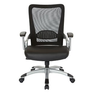 Ebern Designs Metivier Mesh Back Manager's Executive Chair