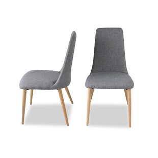 George Oliver Casia Upholstered Dining Chair (Set of 2)
