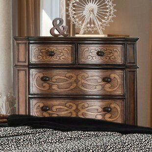 Cornelius 5 Drawer Chest by Fleur De Lis Living