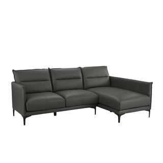 Anselmo Right Hand Facing Sectional by Orren Ellis SKU:CA973614 Reviews