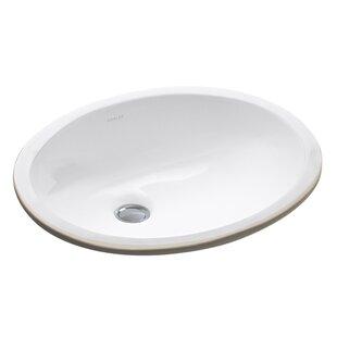 Kohler Caxton Ceramic Oval..