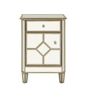 Aponte 1 Drawer Accent Chest ByHouse of Hampton