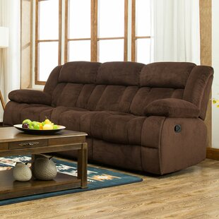 Glendale Heights Reclining Sofa Red Barrel Studio