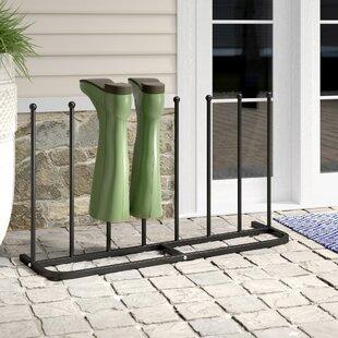 4 Pair Welly Boot Storage By Wayfair Basics