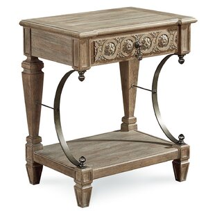 Carolin 1 Drawer Nightstand