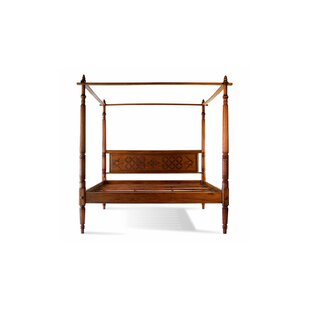 Albritton Canopy Bed By Bungalow Rose