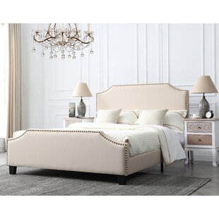 Gisselle Upholstered Platform Bed