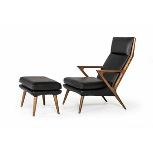 Ellesmere Lounge Chair and Ottoman
