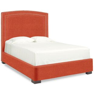 Dreamtime Upholstered Panel Bed by Tory Furniture Modern