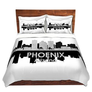 East Urban Home City IV Phoenix Arizona Duvet Set
