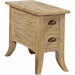 Buying Fairwind End Table with Storage by Braxton Culler