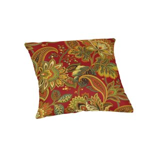 Legrand Valbella Blaxe Outdoor Throw Pillow