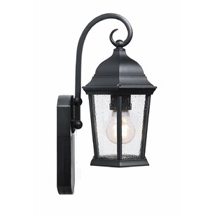 Busselton Camera-Less Companion Outdoor Wall Lantern by Darby Home Co