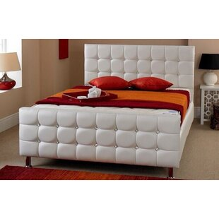 Serena Upholstered Sleigh Bed By Brayden Studio