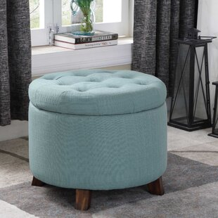 Check Prices Catlin Storage Ottoman By Alcott Hill