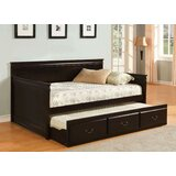 Spruill Twin Daybed with Trundle by Red Barrel Studio®