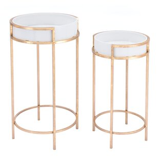 West Side 2 Piece Nesting Table