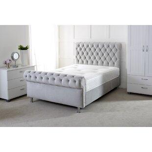 Mayra Upholstered Sleigh Bed By Willa Arlo Interiors
