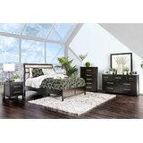 Sanroman Queen Platform 4 Piece Bedroom Set by Red Barrel Studio