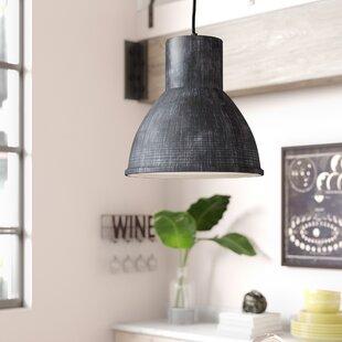 Trent Austin Design Cardwell 1-Light Bell Pendant