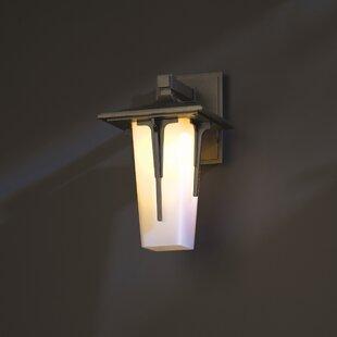 Modern Prairie Outdoor Wall Lantern