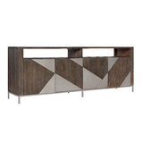 Logan Square TV Stand for TVs up to 70 by Bernhardt