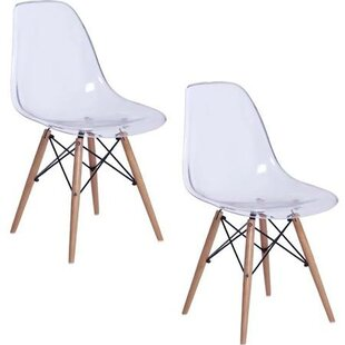 Eresus Dining Chair (Set of 2) by Wrought..