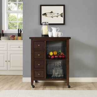 Loon Peak Ordway Kitchen Cart
