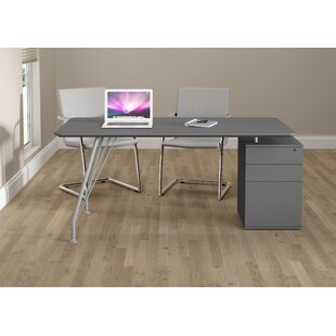 Branchburg Home Office Executive Desk By Latitude Run