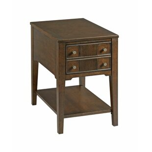 Compare prices Angleterre End Table with Storage by Ivy Bronx Reviews (2019) & Buyer's Guide
