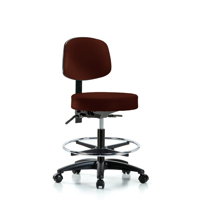 Sensational Abagail Bench Height Adjustable Lab Stool Ibusinesslaw Wood Chair Design Ideas Ibusinesslaworg
