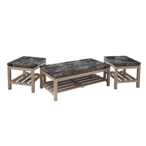 Roger Coffee Table Set by Red Barrel Studio