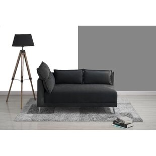 Wrought Studio Brammer Contemporary Chaise Lounge