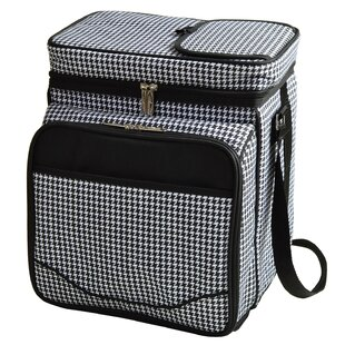 Houndstooth Picnic Backpack