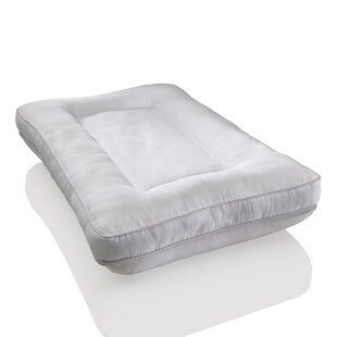 Lifestyle Now 3 in 1 Reversible Gel Memory Foam Standard Pillow