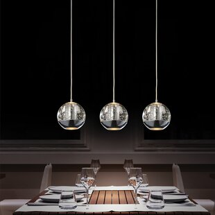 3 Light Kitchen Island Pendants You\'ll Love   Wayfair