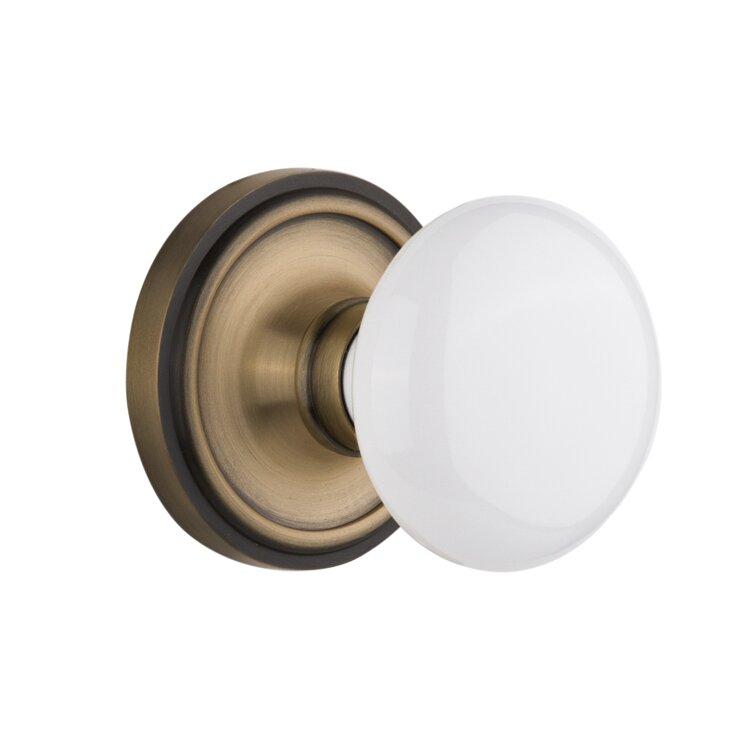 honeywell improvement door classic single pdp knobs knob home dummy wayfair doors reviews