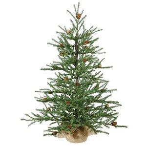 35 pine tree artificial christmas tree - 3 Foot White Christmas Tree